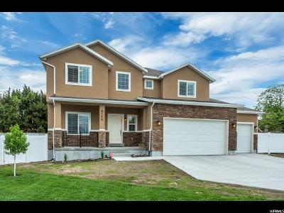 West Jordan Single Family Home For Sale: 6778 S Nottingham Dr W