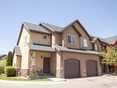 Pleasant Grove Condo For Sale: 312 S 910 W