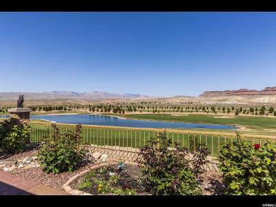St. George Single Family Home For Sale: 1716 Diamond River Dr