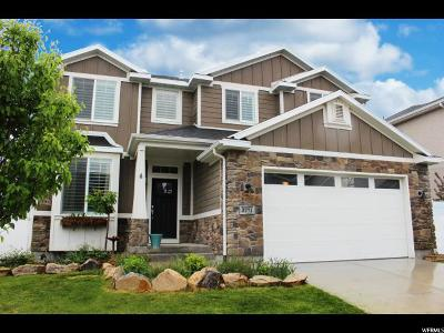 South Jordan Single Family Home For Sale: 3771 W Tottori Dune Dr S