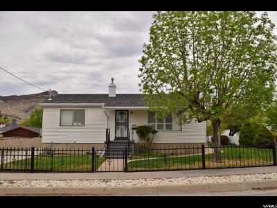 Helper Single Family Home For Sale: 265 Duchesne St