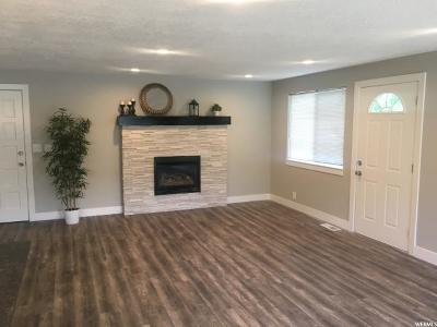 Cottonwood Heights UT Single Family Home For Sale: $419,900
