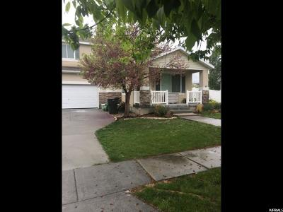 Tooele Single Family Home For Sale: 1624 Dawson Ln W