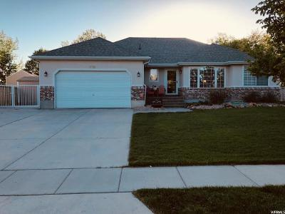 West Jordan Single Family Home For Sale: 8762 S 2240 W