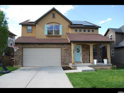 Eagle Mountain Single Family Home For Sale: 2907 E Lookout Dr N