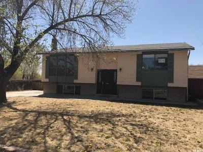 Ferron UT Single Family Home For Sale: $80,000