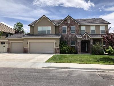 Lehi Single Family Home For Sale: 1489 S 740 E