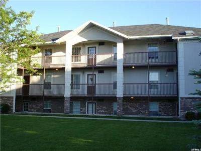 Orem Condo For Sale: 1553 S 125 E