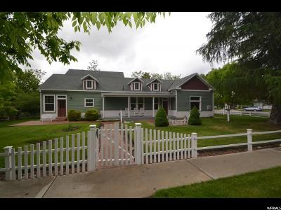 Provo Single Family Home For Sale: 490 E 200 N