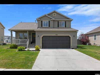 Eagle Mountain Single Family Home For Sale: 7829 Silver Ranch Rd