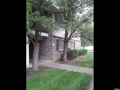 Orem Condo For Sale: 44 E 600 S