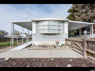 West Jordan Single Family Home For Sale: 7116 S 1205 W