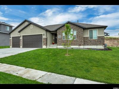 Santaquin Single Family Home For Sale: 622 N Sunset Dr
