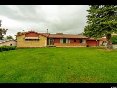 Ogden Single Family Home For Sale: 4241 College Dr
