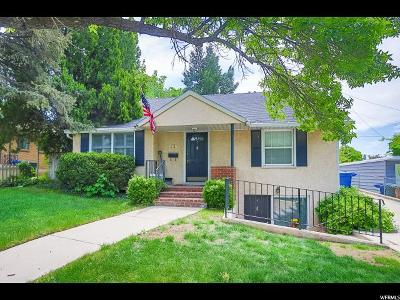 Salt Lake City UT Multi Family Home For Sale: $624,000