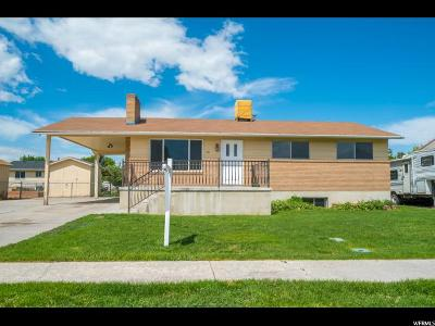 Spanish Fork Single Family Home For Sale: 532 S 1500 E