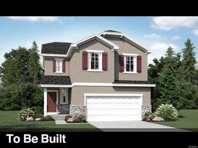 Herriman Single Family Home For Sale: 15041 S Ronaldo Ln W #165