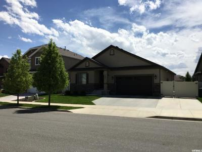 South Jordan Single Family Home For Sale: 3801 W Ivey Ranch Rd S