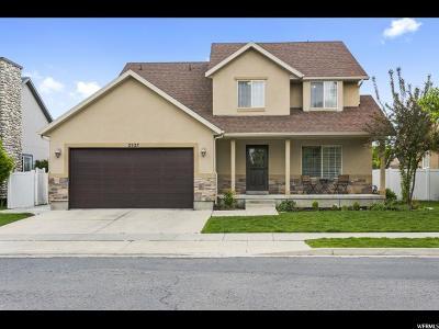 Riverton Single Family Home For Sale: 2327 W Mont Blanc Dr