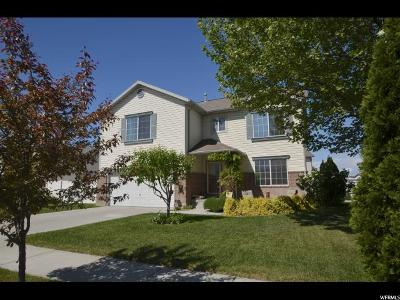 Stansbury Park Single Family Home For Sale: 6729 Greenfield Ln
