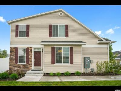 Provo Townhouse For Sale: 318 N 1260 W