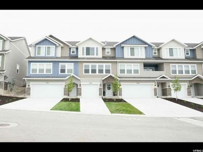 Lehi Townhouse For Sale: 2160 W Crestview #20-2