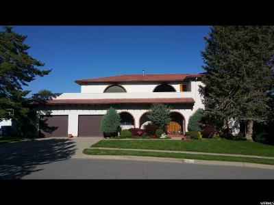 Cottonwood Heights UT Single Family Home For Sale: $599,900