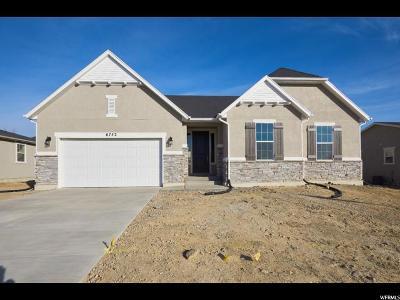 West Jordan Single Family Home For Sale: 6752 W Highline Park Dr