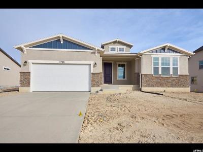 West Jordan Single Family Home For Sale: 6766 W Highline Park Dr