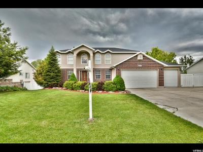 South Jordan Single Family Home For Sale: 11627 S Country Xing