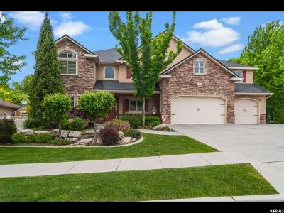 Kaysville Single Family Home For Sale: 1306 Fox Pointe Dr
