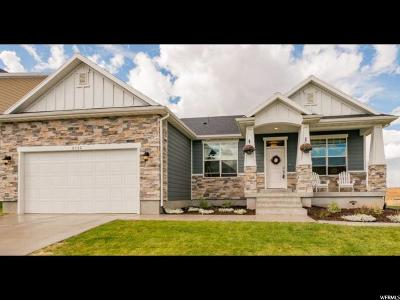 Herriman Single Family Home For Sale: 6532 W Muzzle Loader Dr