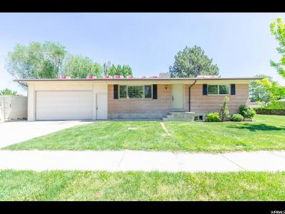 Clinton Single Family Home For Sale: 2258 N 630 W