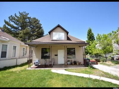 Tooele Single Family Home For Sale: 140 S 100 E