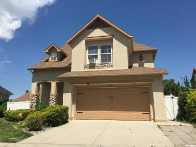 Magna Single Family Home For Sale: 3550 S Porterfield Pl W