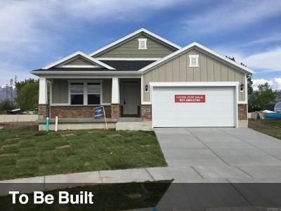 Clinton Single Family Home For Sale: 1921 N 2350 W #201