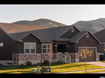 Herriman Single Family Home For Sale: 4789 W Plainfield Rd