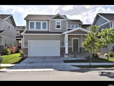 Herriman Single Family Home For Sale: 13364 S Moorfield Dr