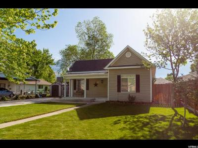 Orem Single Family Home For Sale: 1066 N 100 W