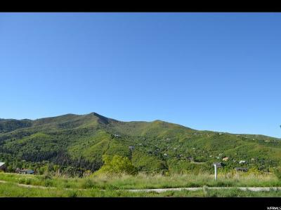 Davis County Residential Lots & Land For Sale: 1874 E Ridge Point Dr S