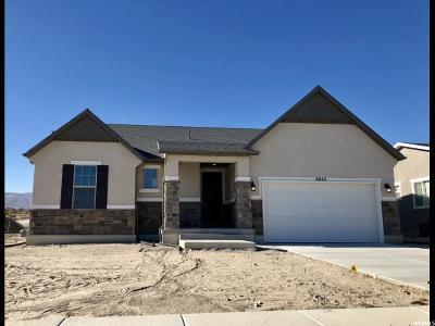 West Jordan Single Family Home For Sale: 8042 S Bettingson Dr