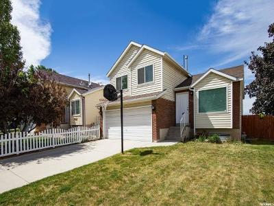 West Jordan Single Family Home For Sale: 1420 W River Dr