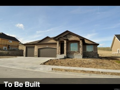 South Jordan Single Family Home For Sale: 2660 W Titans Ct