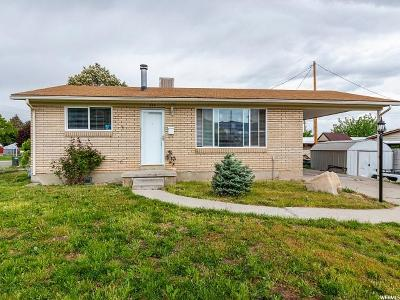 Tooele Single Family Home For Sale: 394 S Fairlane Dr.