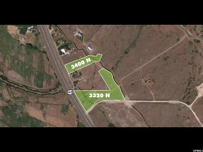 Wasatch County Residential Lots & Land For Sale: 3400 N Highway 40