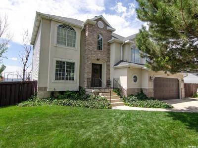 Lehi Single Family Home For Sale: 2321 Sunset Dr