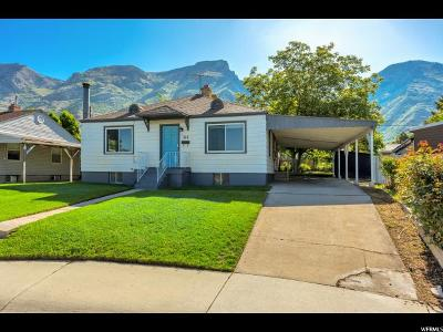 Provo Single Family Home For Sale: 515 S 1300 E