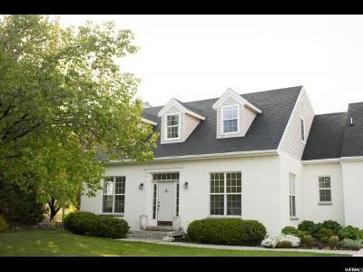 American Fork Single Family Home For Sale: 561 W 680 N