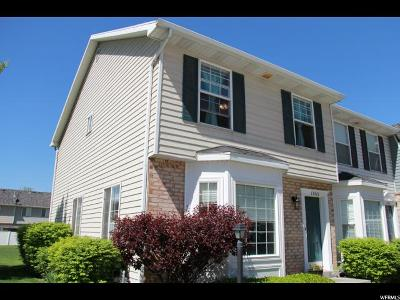 Provo Townhouse For Sale: 1002 S 810 E