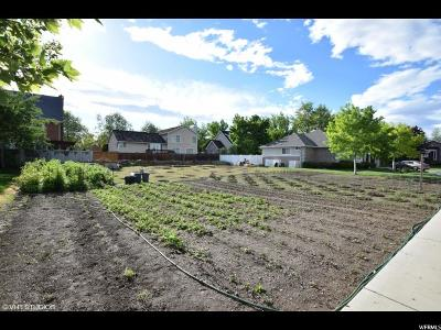 Orem Residential Lots & Land For Sale: 844 S 920 E